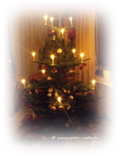 Lichter am Baum